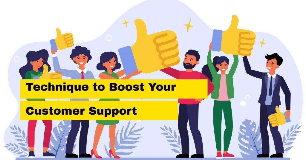 technique-boost-customer-support